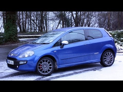 Fiat Punto Evo : Car Review