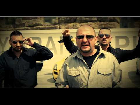 Geeflow - Kirli Sokaklar feat. Defkhan & Crak & Albatros (Official HD Video 2013)
