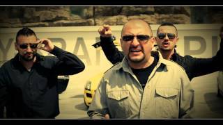 Repeat youtube video Geeflow - Kirli Sokaklar feat. Defkhan, Crak, Albatros (Official HD Video 2013)