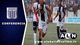 Andy Pando y una lucha constante que tiene en Alianza Lima