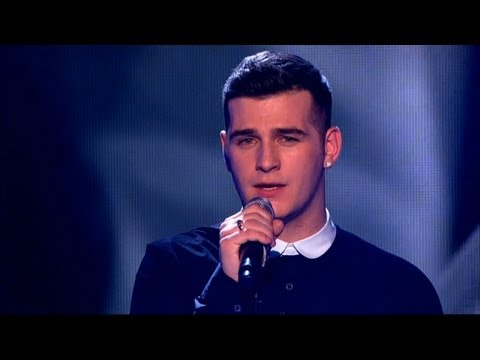 The Voice UK 2013 | Mike Ward sings 'Don't Close Your Eyes' - The Live Final - BBC One