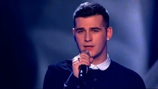 The Voice UK 2013   Mike Ward sings