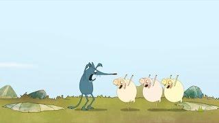 😆 Премьера! Самый смешной мультик для детей - Нереальная белка (Трейлер №2)