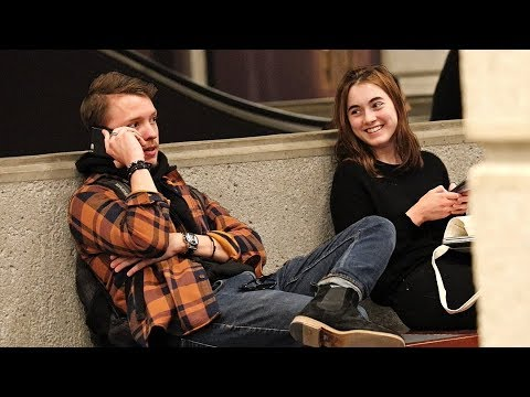 Embarrassing Phone Calls in Public PRANK!