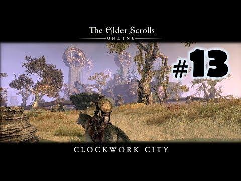 Clockwork City DLC Part 13: The Astronomer's Apprentice | The Elder Scrolls Online
