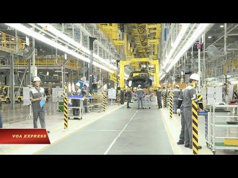 Việt Nam nhắc lại kỳ vọng trở thành nước công nghiệp trong 15 năm tới (VOA)
