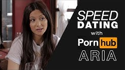 Speed Dating with Pornhub Aria