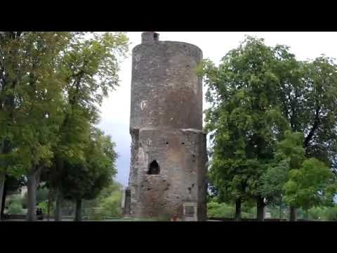 Melusine Tower, Castle Keep