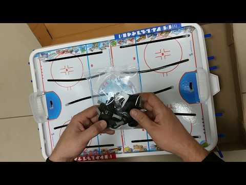 ОНЛАЙН ТРЕЙД.РУ — Игра настольная ОМ-48200 Хоккей, 74х46, 5х9 см.