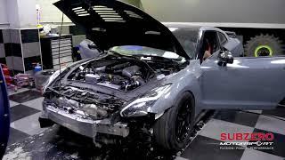 Nissan GTR 4.1 R35 Street Engine built by @subzeroracing | Subzero Motorsports