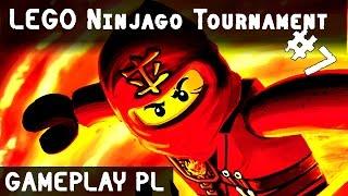LEGO NINJAGO TURNIEJ ŻYWIOŁÓW | LEGO Ninjago Tournament | KAI vs Master Chan