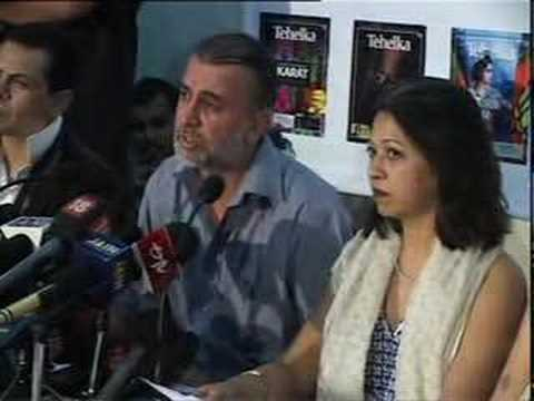 The Truth: Gujarat 2002: Press conference Part 2