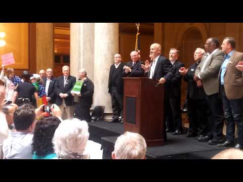 "Indiana Pastors Alliance 3 ""Gay Mafia"""