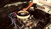 Holley Air Bleed System - YouTube