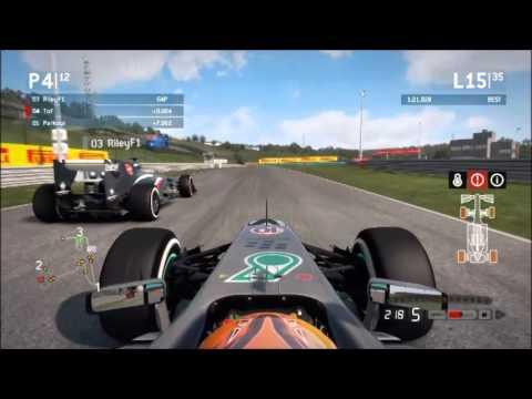 Atomic Sim Racing F1 S8 Hungary GP1