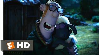 Shaun the Sheep Movie (10/10) Movie CLIP - Defeating Trumper (2015) HD