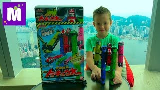 Поезд трансформер разноцветные поезда собираются в робота Макс прикупил новую игрушку в Гонконге(Все Видео Канала Mister Max: https://www.youtube.com/channel/UC_8PAD0Qmi6_gpe77S1Atgg/videos Спасибо, что смотрите мое видео! Ставьте лайки!, 2016-07-15T10:00:02.000Z)