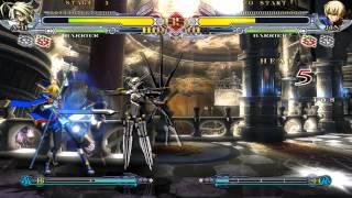 BlazBlue Continuum Shift (My gameplay - 1080p HD)