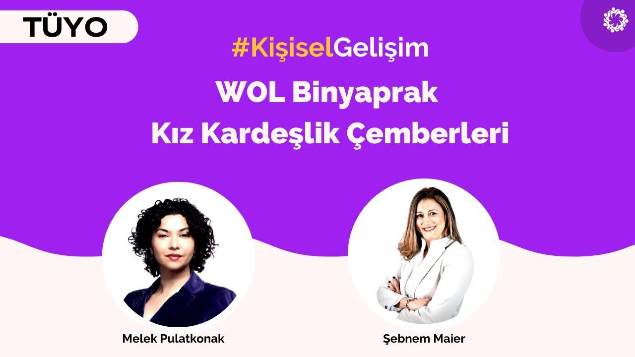 WOL Binyaprak Kız Kardeşlik Çemberleri