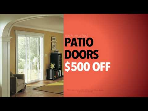 Patio Doors For Sale in The Colony