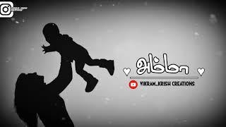 Mother day status / amma whatsapp status /VIKRAM_KRISH CREATIONS