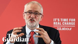 Corbyn: Labour would 'sort' Brexit quicker than Tories