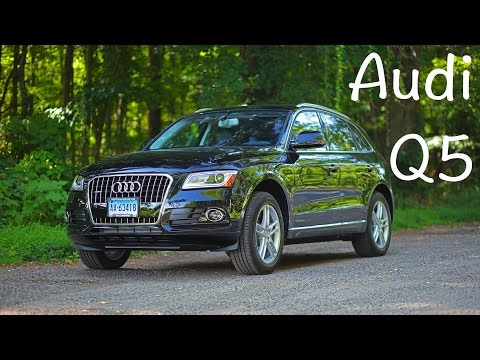2016 Audi Q5 TDI review - the diesel might be the best Q5