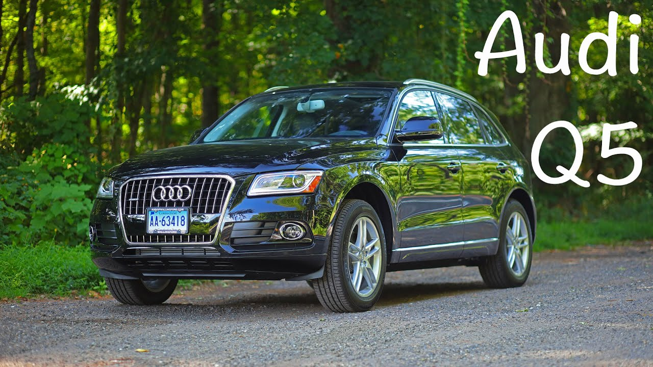 2016 audi q5 tdi review the diesel might be the best q5. Black Bedroom Furniture Sets. Home Design Ideas