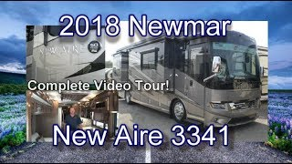 NEW 2018 Newmar New Aire 3341 | Mount Comfort RV