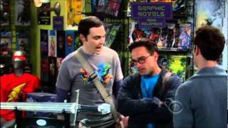The Big Bang Theory: Haggling thumbnail