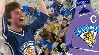 Suomi voitti kultaa! (Jääkiekon MM-kisat 2019, Finaali)