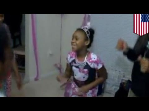 Racist Tennessee dad doesn't allow daughter to go to black girl's slumber birthday party
