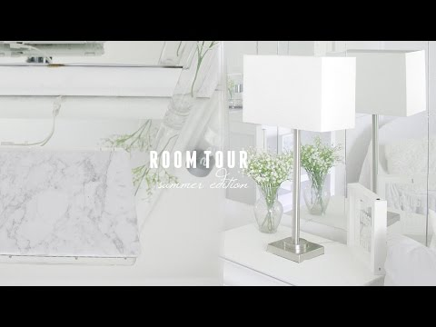 Minimal Room Tour/ Summer Edition