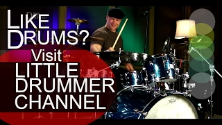 Drum Covers & Drumming Fun: Visit Our Little Drummer Channel...Thanks!