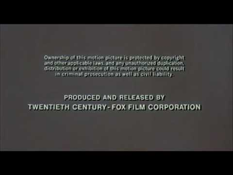 Produced And Released By Twentieth Century Fox Film Corporation 20th Television