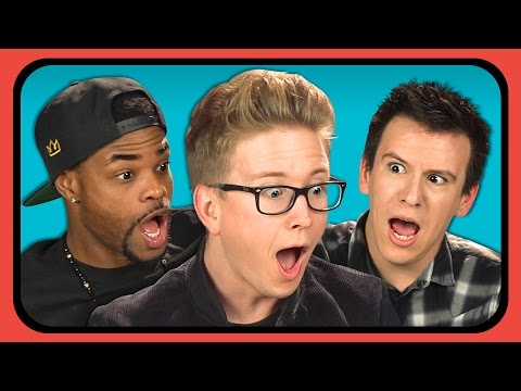 Thumbnail: YOUTUBERS REACT TO EUROVISION SONG CONTEST