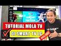 Tutorial MOLA TV di Smart TV LG || Buat Nonton UERO Gratisss !!!