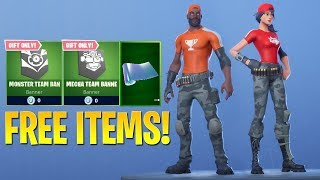 *FREE* NEW ITEMS & BANNER BRIGADE SET! Fortnite ITEM SHOP July 18