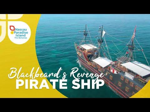 Nassau Paradise Island | Blackbeard's Revenge Pirate Adventure