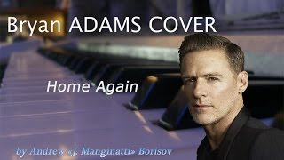 Watch Bryan Adams Home Again video