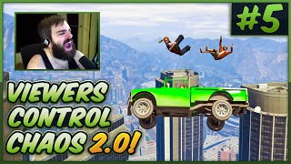 Viewers Control GTA V Chaos 2.0! #5