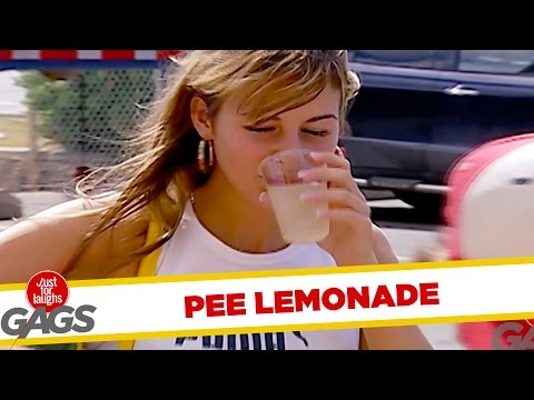 Spicy Pee Lemonade & Bird Shit Pranks - Throwback Thursday