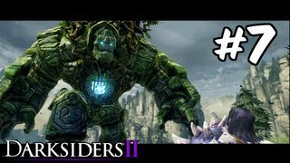 Darksiders II - Gameplay Walkthrough (Part 7) - Lost Temple(Finding a construct who will lead us to the Foundry, to activate the Guardian Please make sure to LIKE the video. It helps a lot. For all Darsiders 2 videos, click ..., 2012-08-19T07:21:45.000Z)