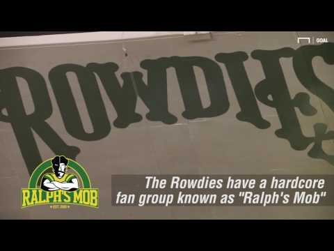 JOE COLE ON TAMPA BAY ROWDIES