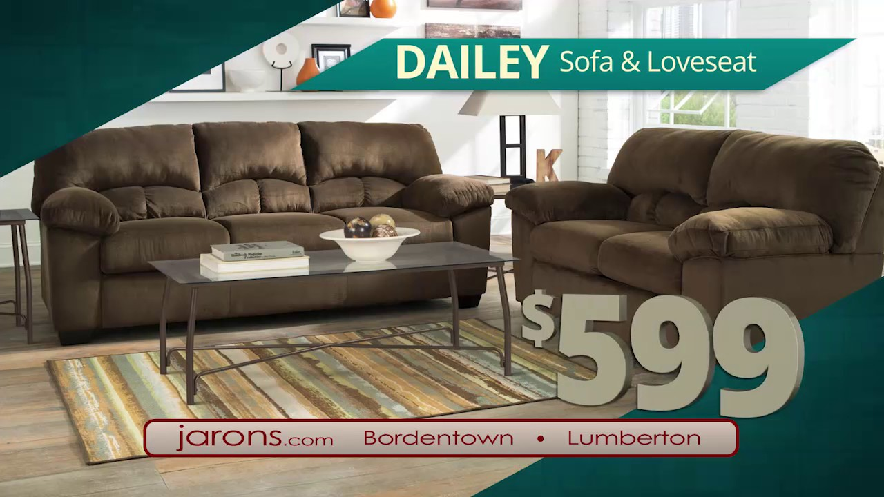 Jarons Furniture Choice 599 March 2017 Youtube