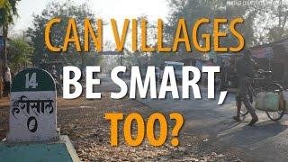 "What makes a ""smart village""?"