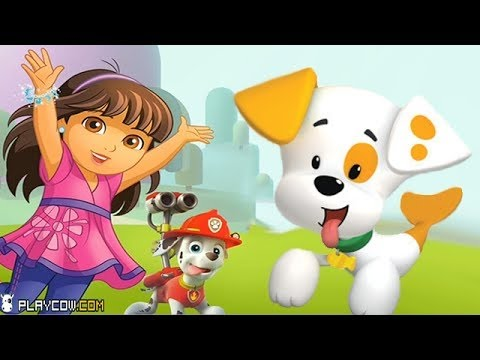 NICK JR! Puppy Playground!! The Game for Kids 2015