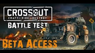 Crossout | How To Download + Install ONCE ACCEPTED/BOUGHT INTO BETA(Not A Free Access Tutorial)