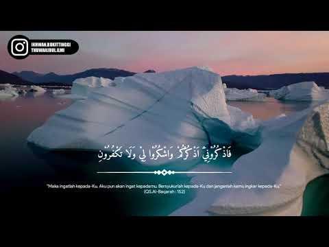 Nada Jiharkah Surah Al-Baqarah 152-157 | Reciter Abdullah