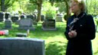 christ church shrewbury nj grave yard tour mayor manson